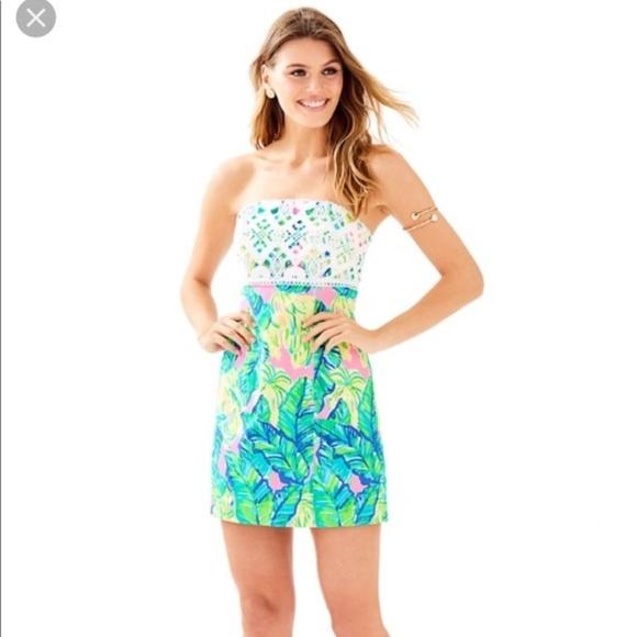 NWT Lilly Pulitzer Brynn Dress, Size 0